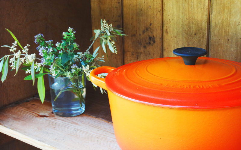 Le Creuset - Volcanic Orange