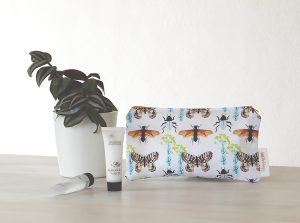 Insect print Carry Case Pencil Case