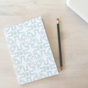 Moroccan Tile Notebook